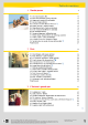 Probeseiten Inhaltsverzeichnis