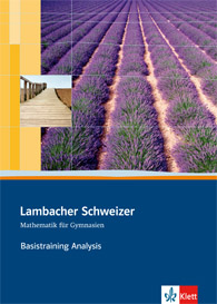 Lambacher Schweizer Mathematik Basistraining Themenband Analysis