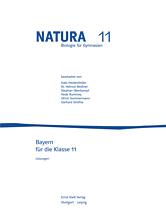 Natura 11 - Biologie für Gymnasien