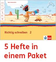 Ernst Klett Verlag Richtig Schreiben 2 Produktdetails