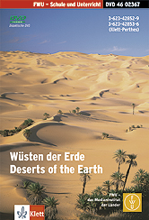Naturlandschaftszonen - Wüsten der Erde / Deserts of the Earth