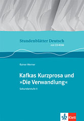 """Kafkas Kurzprosa und """"Die Verwandlung"""""""