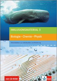 Inklusionsmaterial  Biologie - Chemie - Physik 3