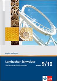 Lambacher Schweizer Mathematik 9/10