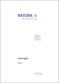 Natura Schwerpunkt Biologie 6
