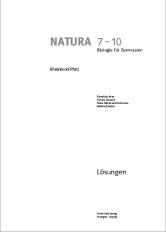 Natura 7-10 - Biologie für Gymnasien