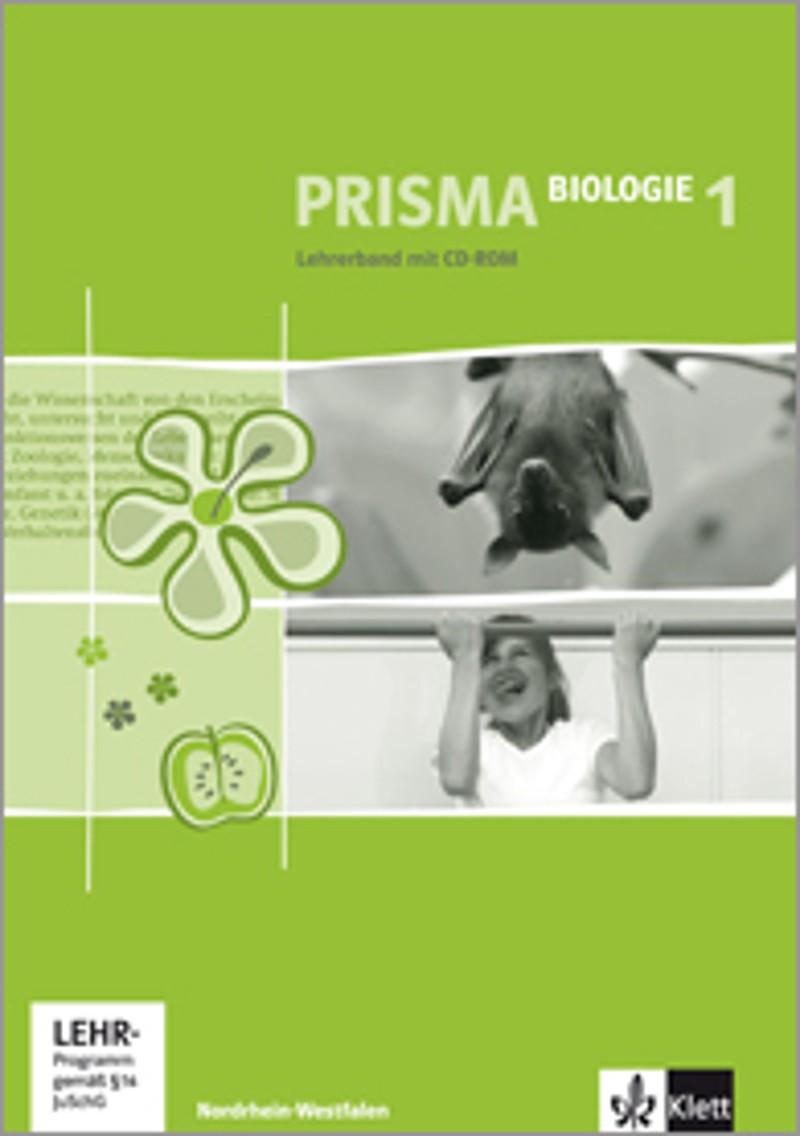 ernst klett verlag prisma biologie 1 ausgabe nordrhein westfalen ab 2010 produktdetails. Black Bedroom Furniture Sets. Home Design Ideas