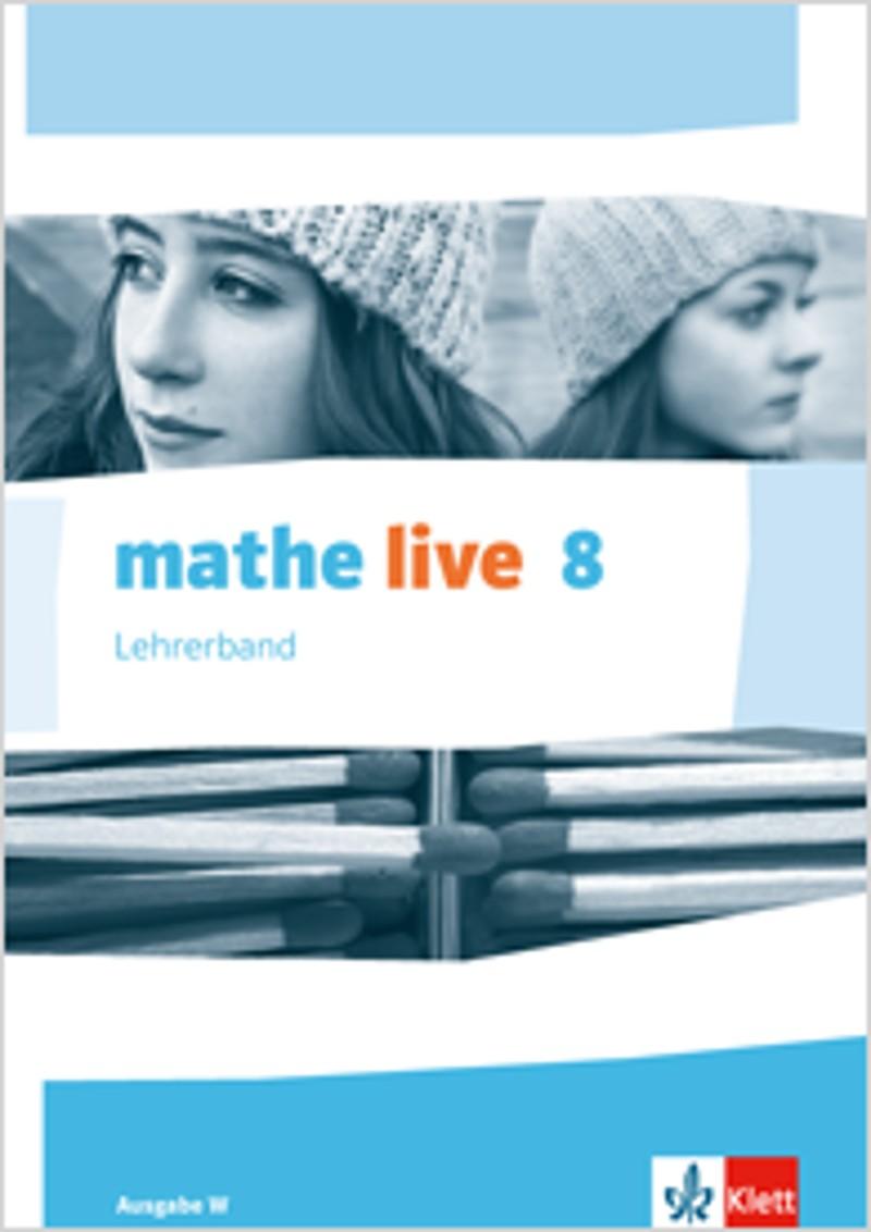 ernst klett verlag mathe live 8 ausgabe w ab 2014 produktdetails. Black Bedroom Furniture Sets. Home Design Ideas