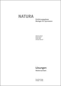 Natura Biologie Einführungsphase