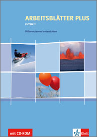 Arbeitsblätter PLUS Physik 2
