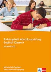 Trainingsheft Abschlussprüfung Englisch
