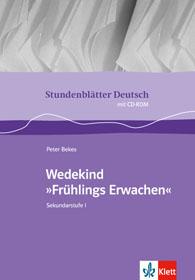 """Wedekind """"Frühlings Erwachen"""""""
