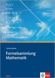 Formelsammlung Mathematik Gymnasium