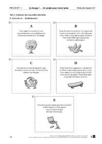 Probeseiten Autrement für die Oberstufe, Seite 10