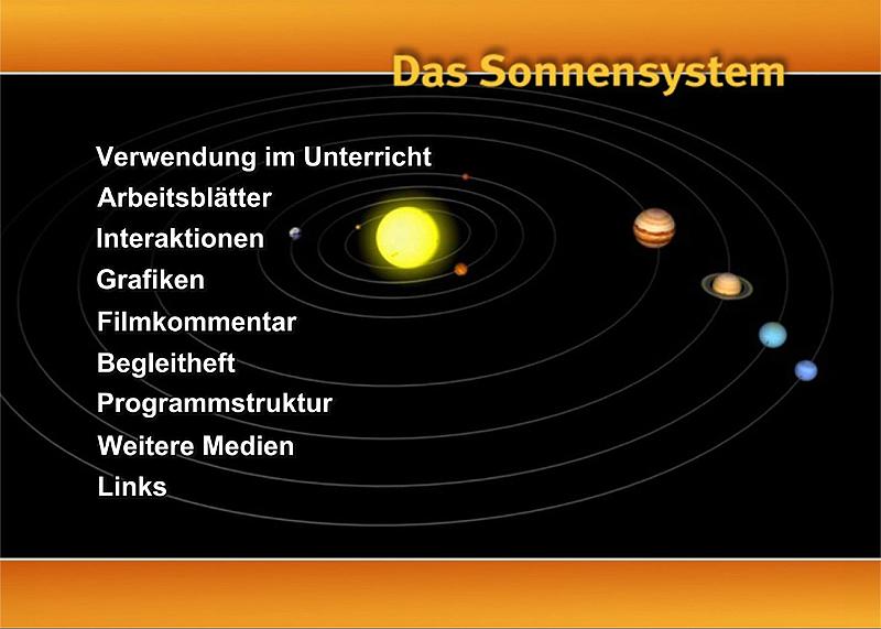 Ernst Klett Verlag - Das Sonnensystem Produktdetails