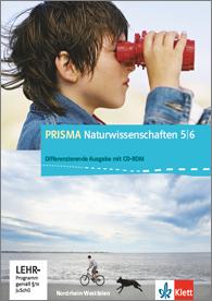 Ernst Klett Verlag - PRISMA Naturwissenschaften 5/6 Differenzierende ...