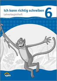 Ernst Klett Verlag Ich Kann Richtig Schreiben 6 Produktdetails