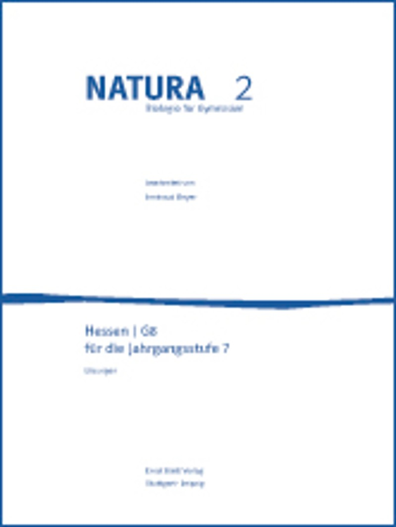 ernst klett verlag natura biologie 2 ausgabe hessen ab 2006 produktdetails. Black Bedroom Furniture Sets. Home Design Ideas