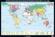 Revolutionen und Unabhängigkeitskämpfe in der Welt 1776 - 1860