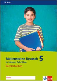 Meilensteine Deutsch in kleinen Schritten 5