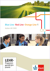 Blue Line - Red Line - Orange Line 1