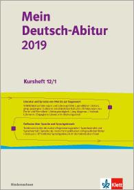 Mein Deutsch-Abitur 2019