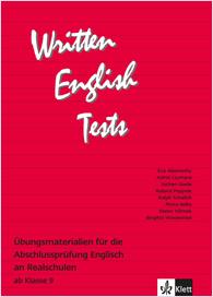 WET - Written English Tests