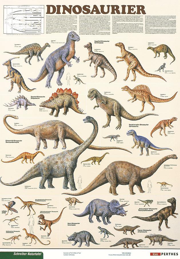 Ernst Klett Verlag Dinosaurier Produktdetails
