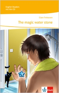 The magic water stone